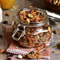Petits-déjeuners, céréales et barres sans gluten